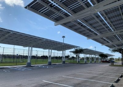 Collier Carport Solar Project
