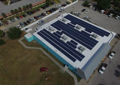 Fun Center Solar Project