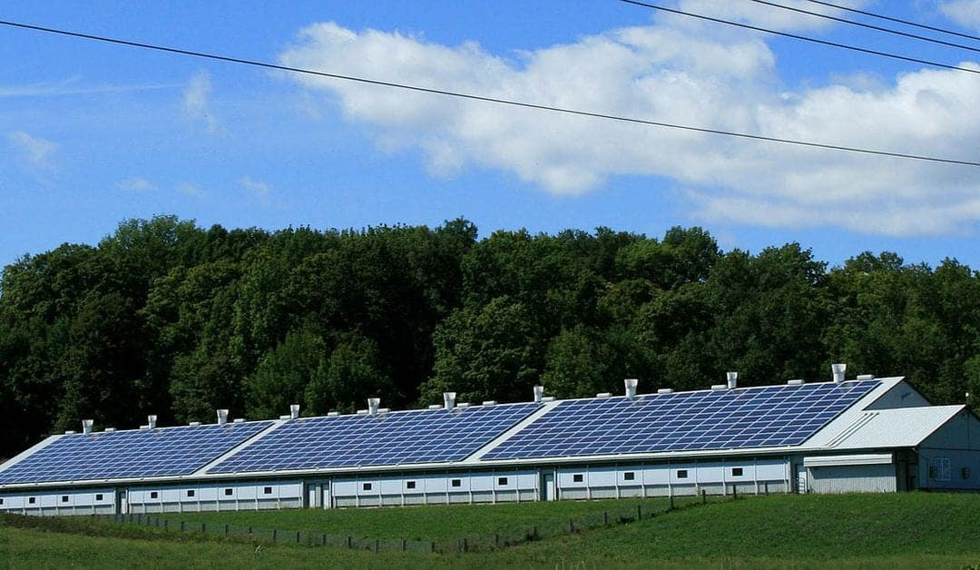 Industrial solar power in florida