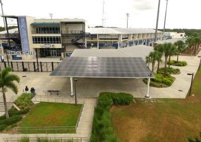 Rays Stadium Solar Project