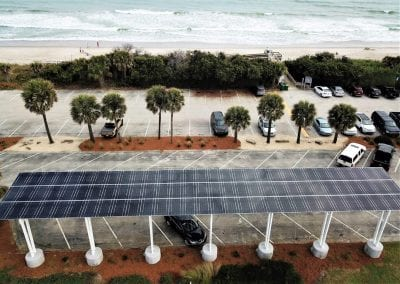 Satellite Beach Solar Carport