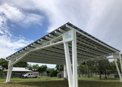 Zoo Miami Solar Project