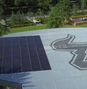 University of South Florida Solar