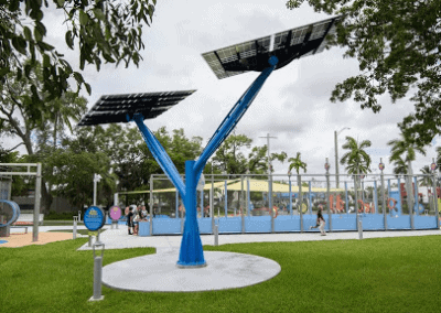 Museum of Discovery Solar Project