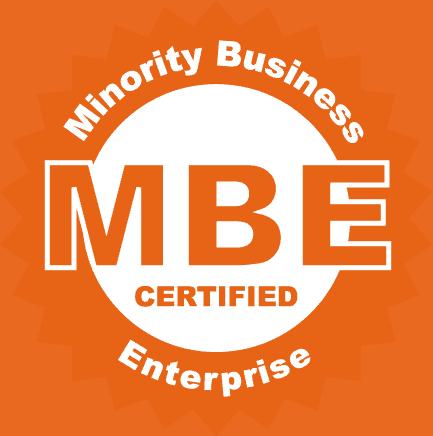 Minority Business Enterprise Certified SEM Power