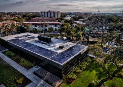 Aurora Building Solar Project