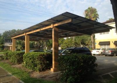 JPE Solar Carport