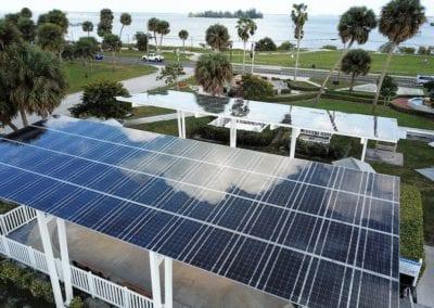 Sebastian Veterans Memorial Park Solar Project