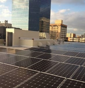 SunTrust Building Solar Project