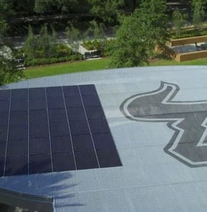 University of South Florida Solar
