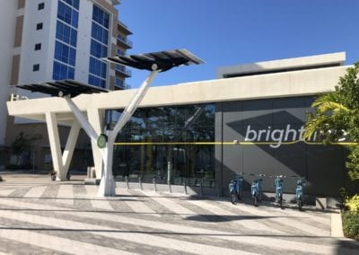 Brightline Solar Tree