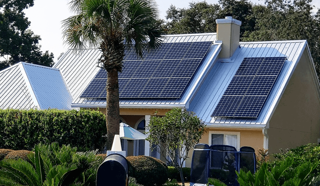 Buy Solar Panels & Save On Your Power Bill This Summer