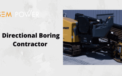 Choose Your Directional Boring Contractor Wisely