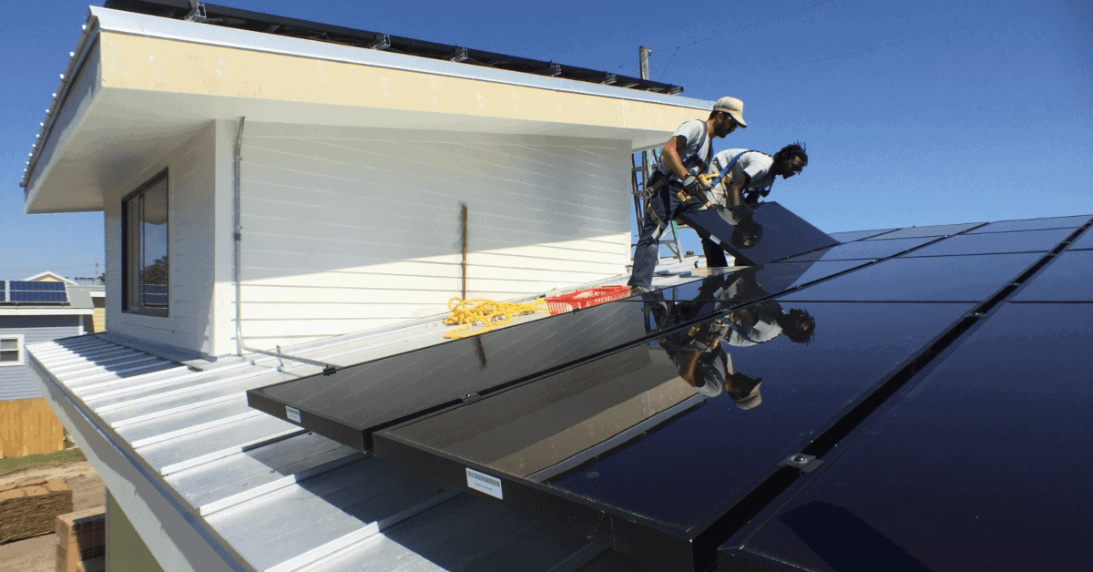 solar panel installers in tampa Florida
