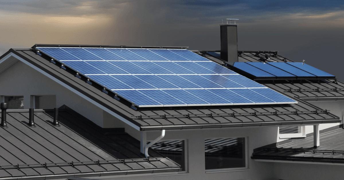 , New Solar Roof