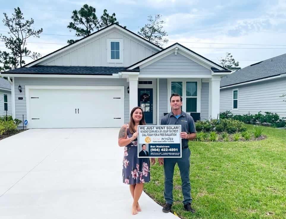 , Solar Installations In Northeast Florida