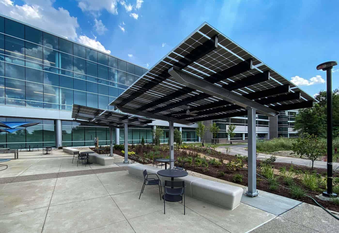 , Solar Carport